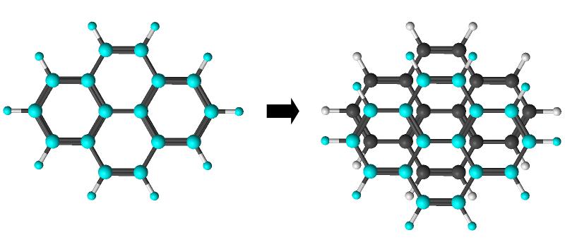 Molecules PNG - 4183