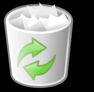 Fissare danneggiato Cestino nel Windows 8! - Cestino PNG