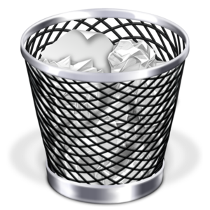 Recycle bin PNG - Cestino PNG