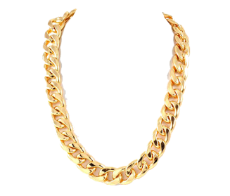 Thug Life Gold Chain PNG Photos - Chain HD PNG