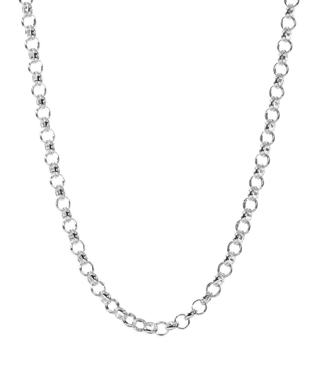 Chain Necklace Png Necklace Png N Intended Idea - Chain PNG