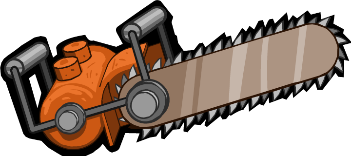 Chainsaw HD PNG - 91075