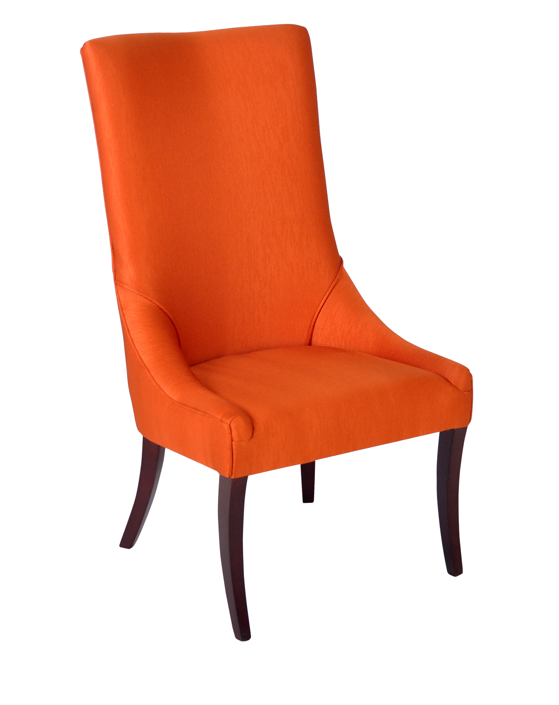Catherine Highback Dining Chair MD Nov - Chair HD PNG