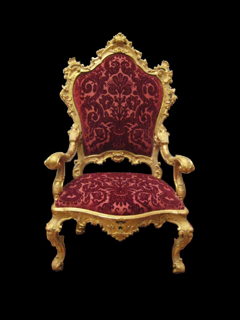 PNG Royal Chair by DuhBatista PlusPng.com  - Chair HD PNG