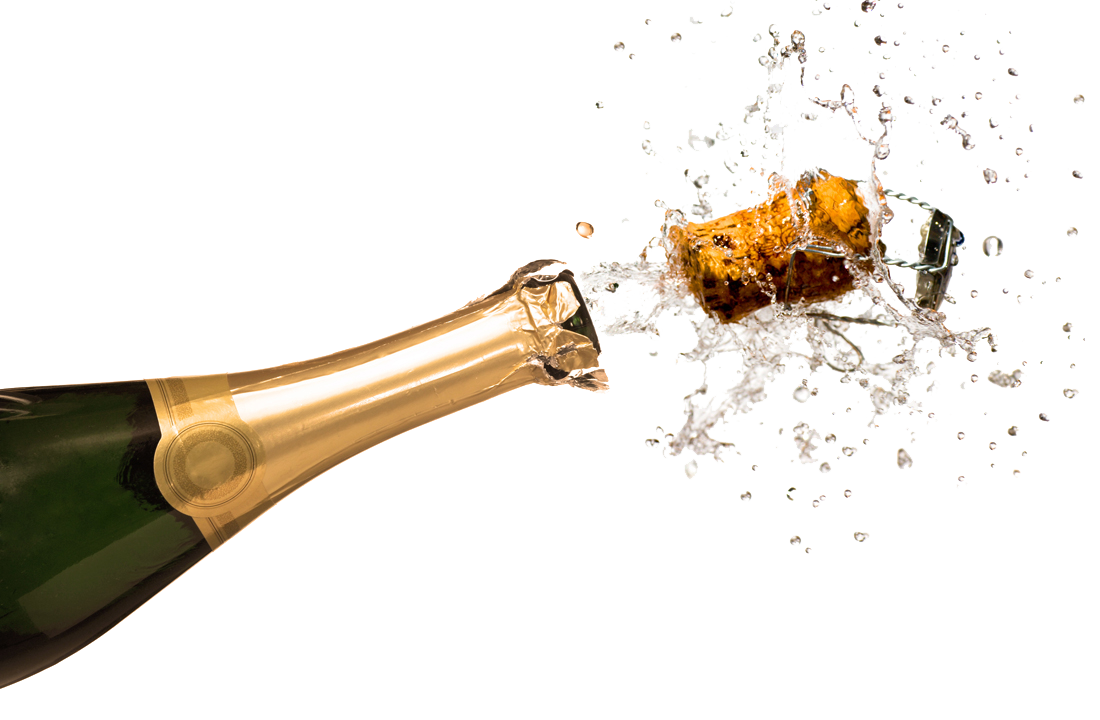 Champagne Popping PNG Clipart - Champagne PNG - Champagne HD PNG