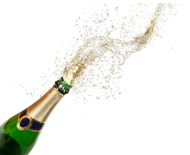 Champagne Popping Transparent PNG - Champagne HD PNG