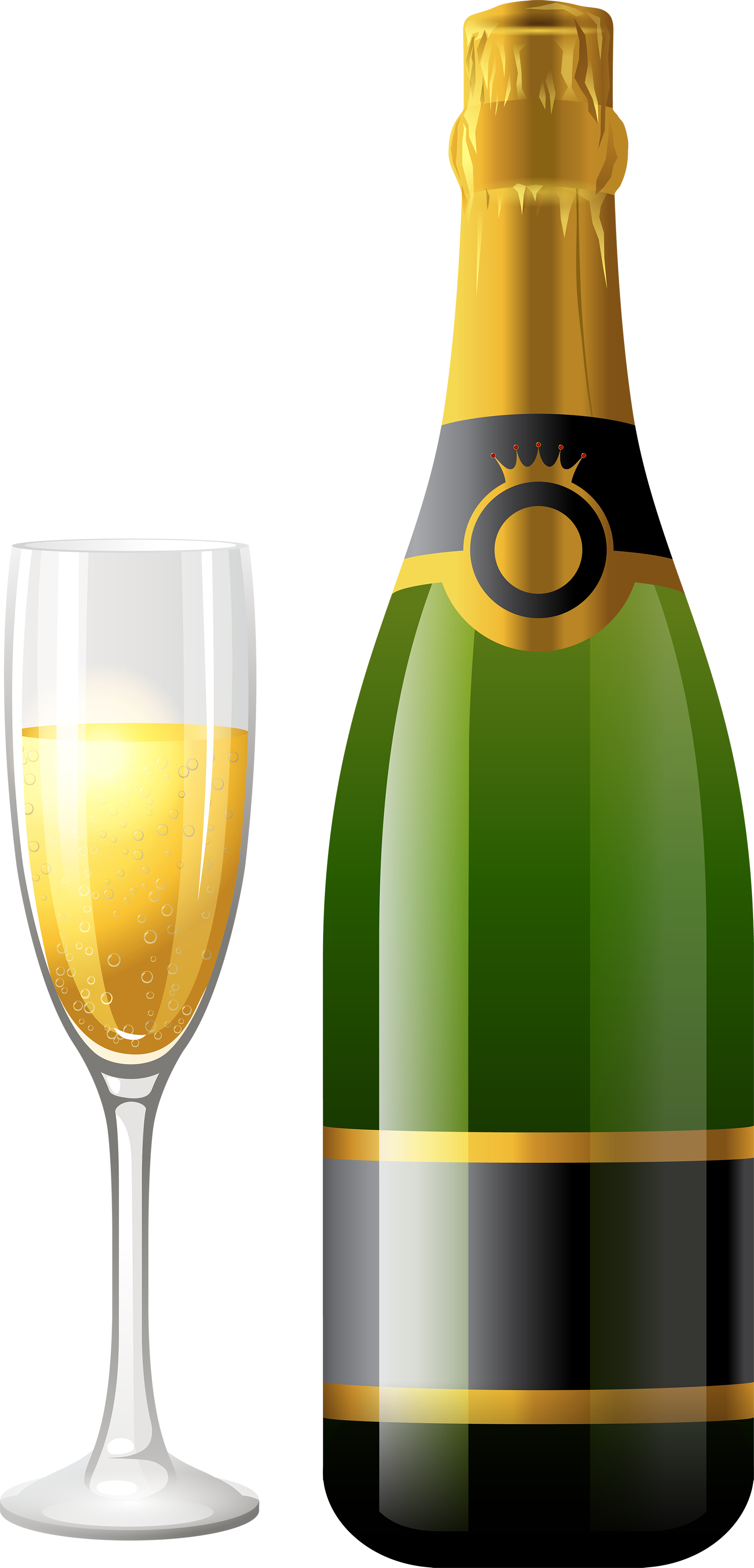 Champagne PNG - 6838