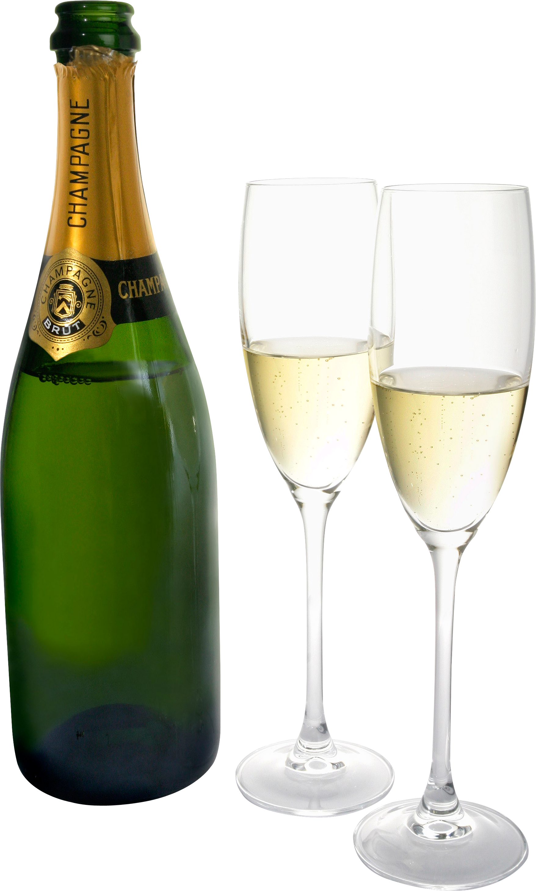Champagne PNG - 6827