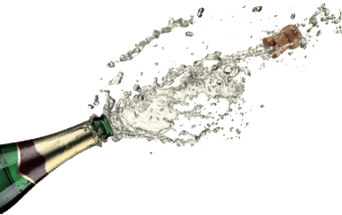 Champagne PNG - 6825