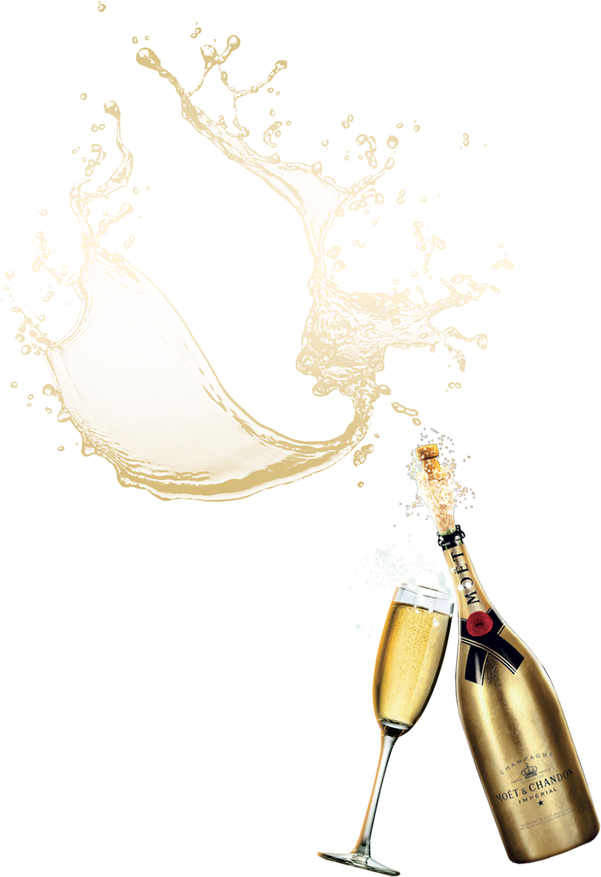 Champagne Popping PNG HD - Champagne PNG