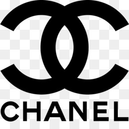 Chanel Logo Wordmark - Bleu D
