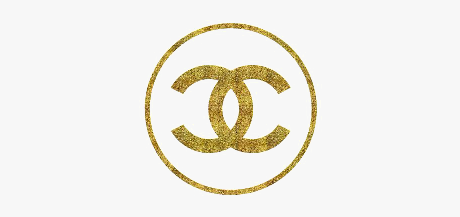 Fashion Handbag Logo Chanel Icon Clipart Png Free This - Gold Coco Pluspng.com  - Chanel Logo PNG