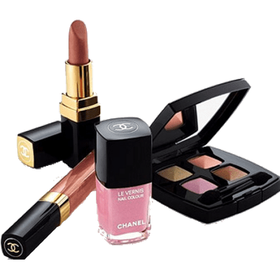 Chanel Makeup Kit Products - Makeup Kit Products PNG