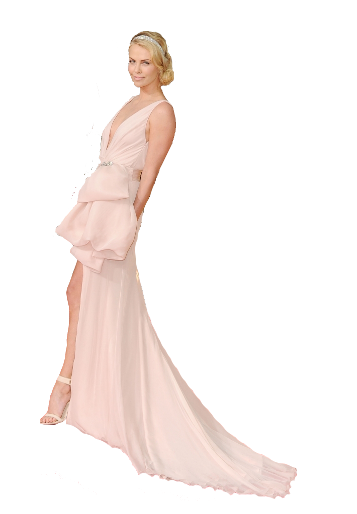 Charlize-Theron PNG by ElizabethRobinson PlusPng.com  - Charlize Theron PNG