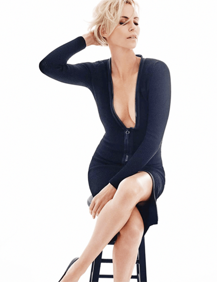 . PlusPng.com GQ UK Charlize Theron by Alexi Lubomirski. May 2016,  www.imageamplified pluspng.com PlusPng.com  - Charlize Theron PNG
