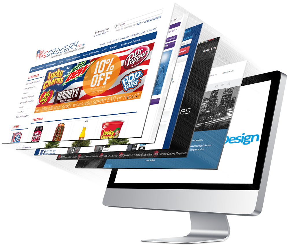 Web Design PNG - 5855