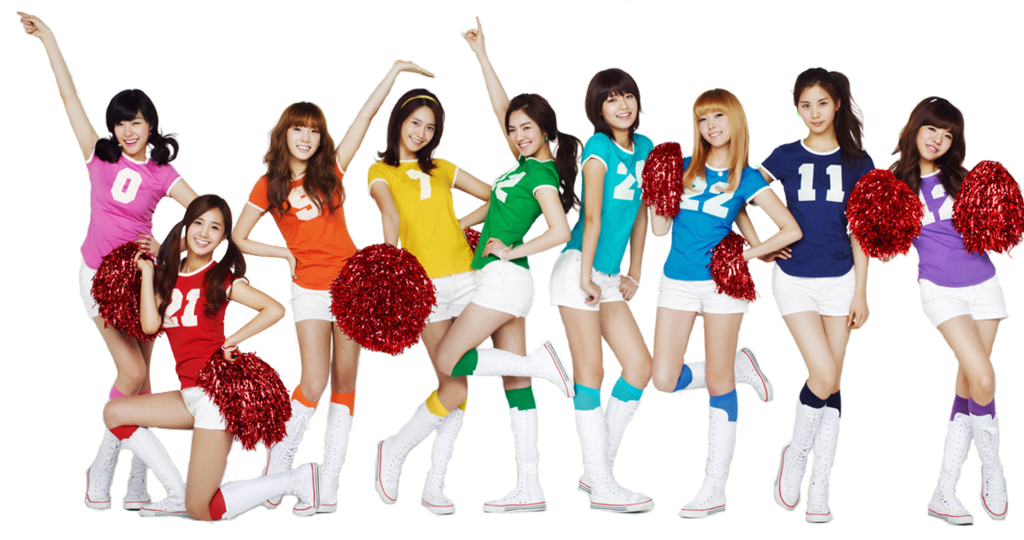 Cheerleader PNG File