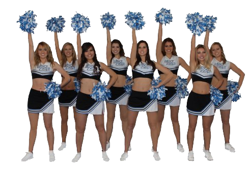 Cheerleader Transparent PNG - Cheerleader HD PNG