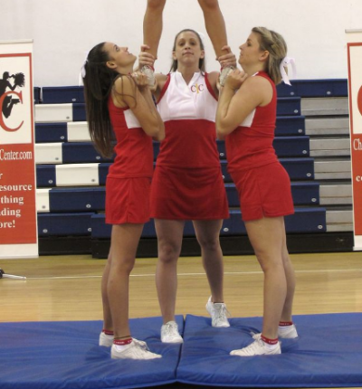 Stunting Tips for Cheerleading Bases - Cheerleading Base PNG