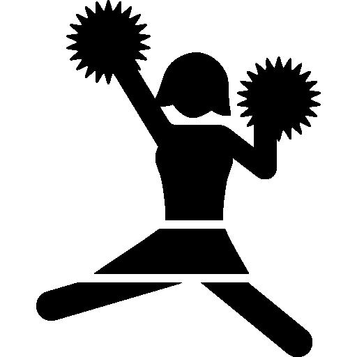 Cheerleading PNG Jumps - 68847