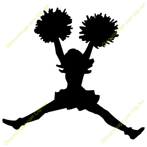 Cheerleading PNG Jumps - 68835