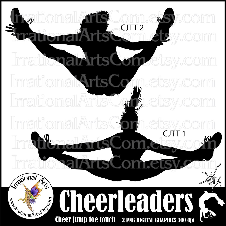 Cheerleading PNG Jumps - 68844
