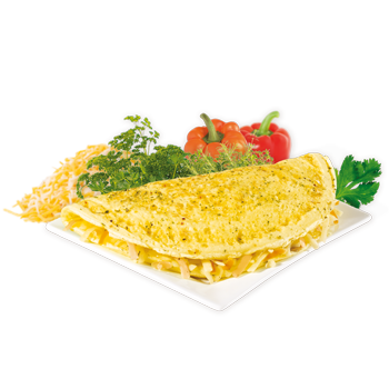 fine-herbs-and-cheese-mix - Cheese Omelette PNG