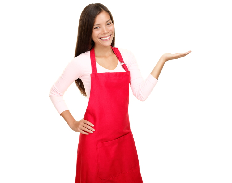 Chef Mujer PNG - 79699