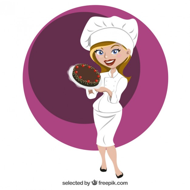 Chef Mujer PNG - 79688