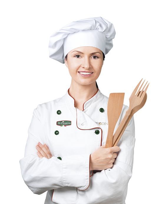 Chef Mujer PNG - 79684
