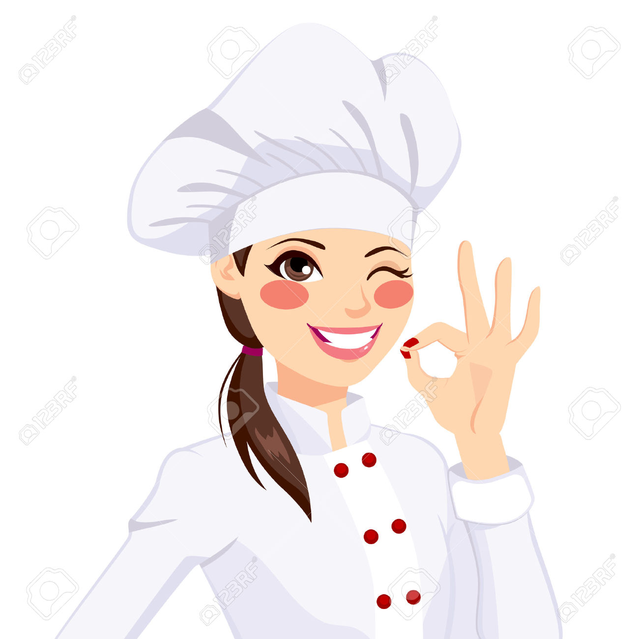 Chef Mujer PNG - 79686