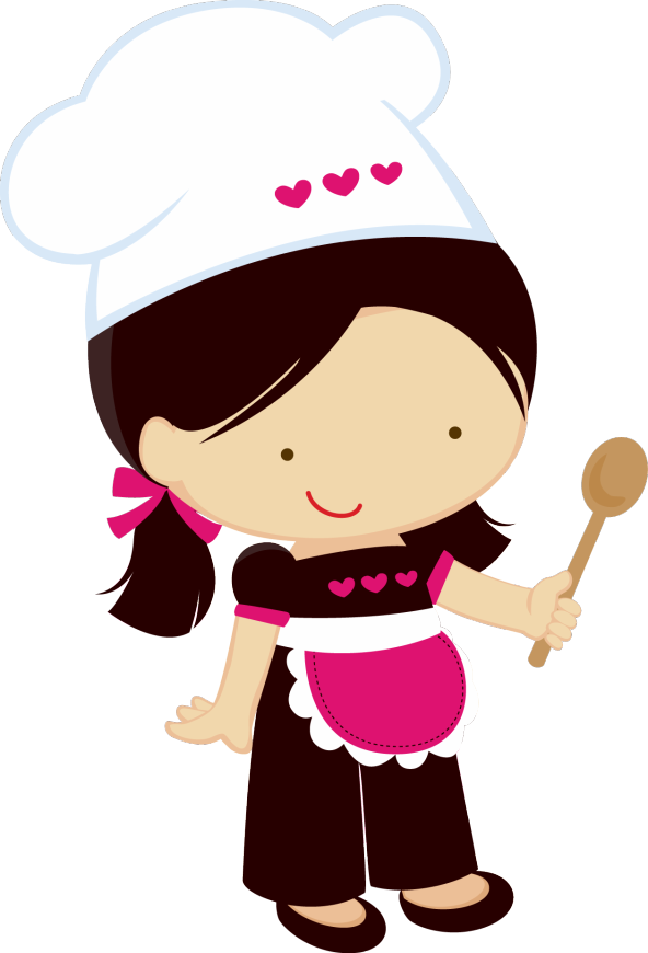 Chef Mujer PNG - 79685