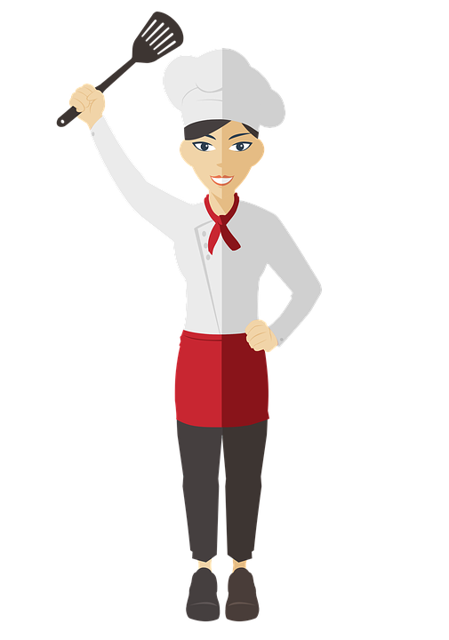 Chef Mujer PNG - 79692