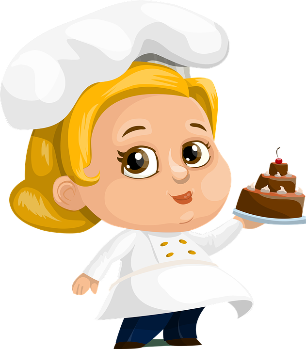 Chef Mujer PNG - 79695
