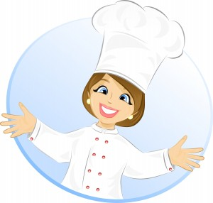 Chef Mujer PNG - 79689