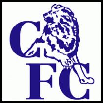 Chelsea FC logo (dark blue).png - Chelsea PNG