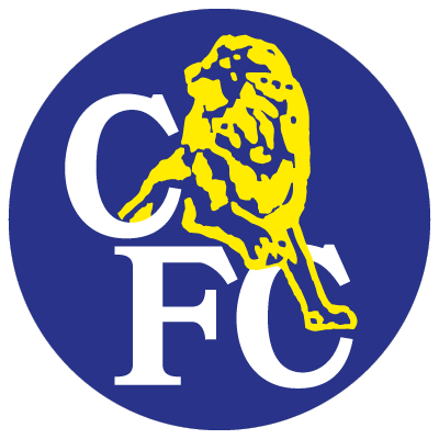 Chelsea FC Logo (yellow Lion, Blue Disc).png - Chelsea PNG