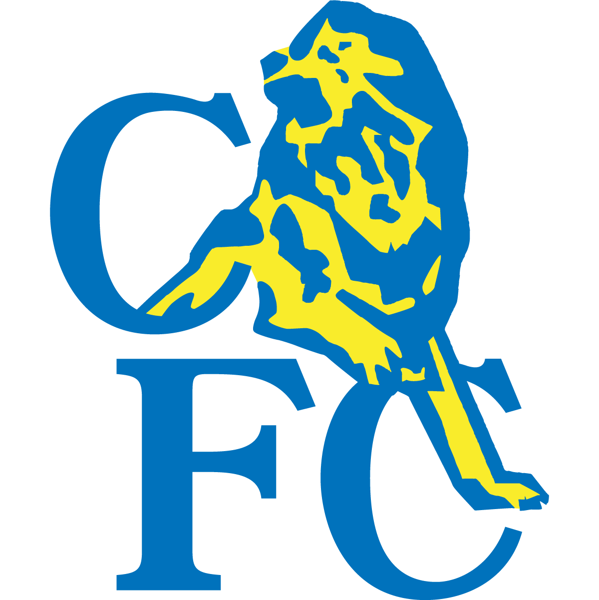 Image - Chelsea FC Logo (blue And Yellow).png | Logopedia | FANDOM Powered  By Wikia - Chelsea PNG