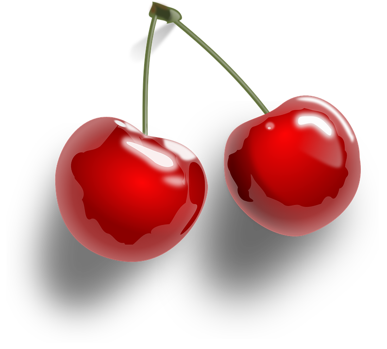 Cherries, Fruit, Red, Berry, Sweet - Cherry HD PNG