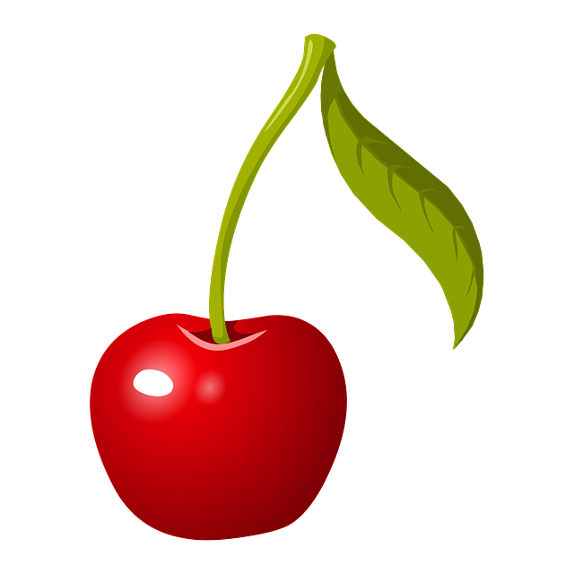 Free vector graphic: Cherry, Stem, Fruit, Red, Ripe - Free Image on Pixabay  - 575547 - Cherry HD PNG