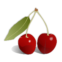 Red Cherry Png Image Download PNG Image - Cherry PNG