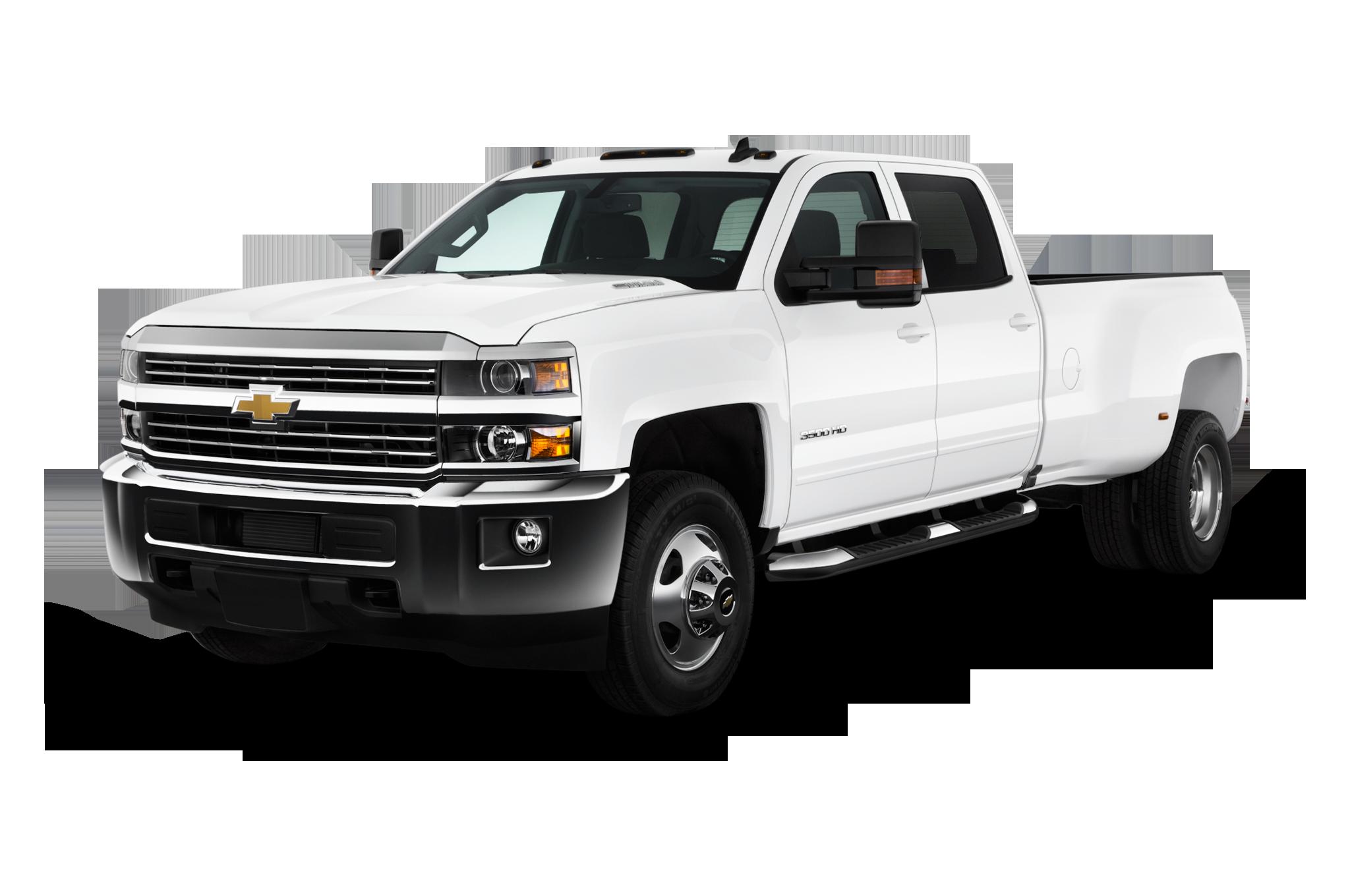 6. 2016 Chevrolet Silverado 3500HD - Chevrolet HD PNG