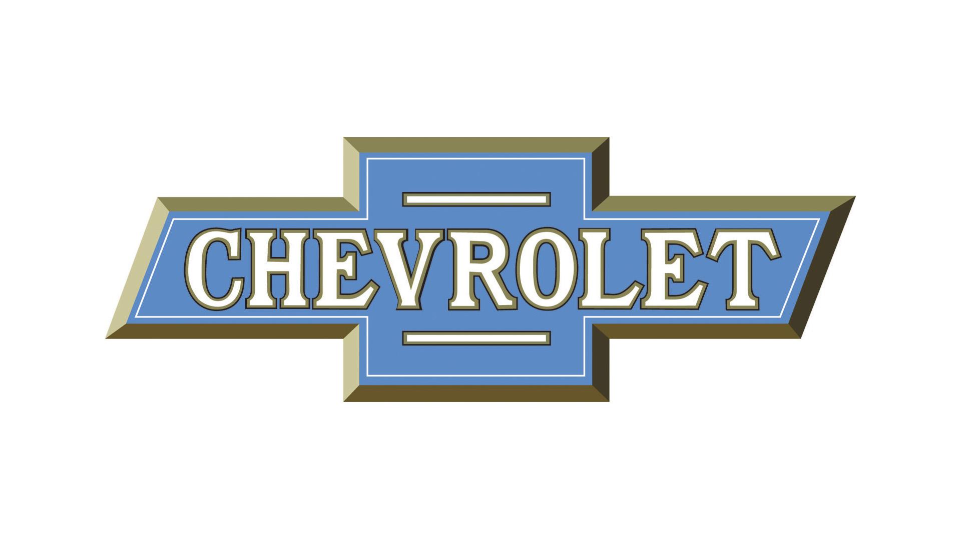Chevrolet Logo (1913) 1920x1080 - Chevrolet HD PNG