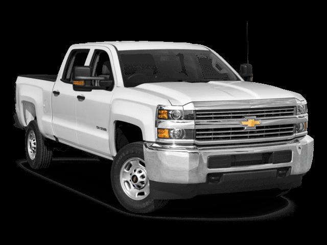 New Chevrolet Silverado 2500HD Work Truck - Chevrolet HD PNG