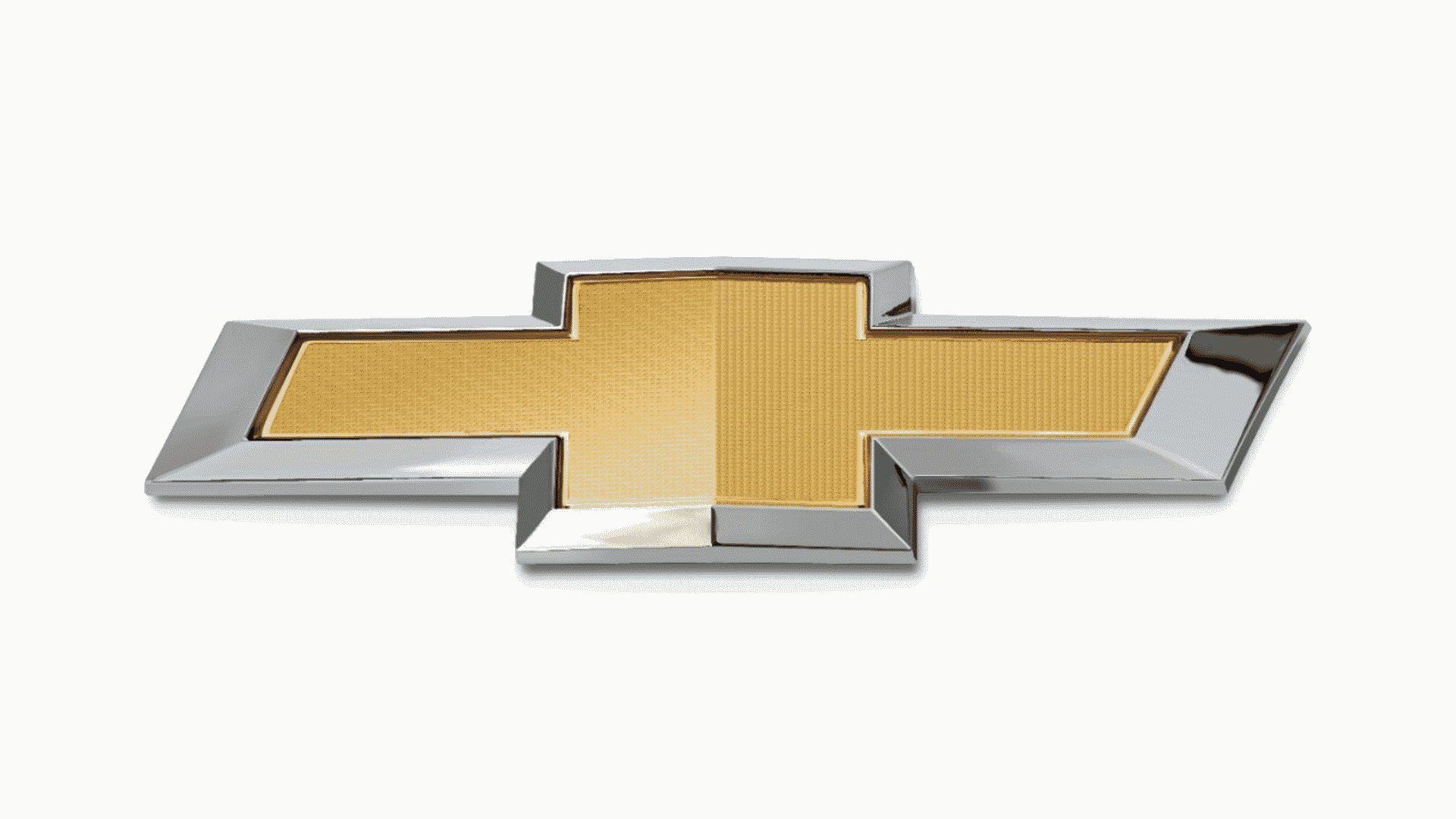 Chevrolet Logo - Neither A Bow-tie, Nor A Cross – Logocentral - Chevrolet Logo PNG