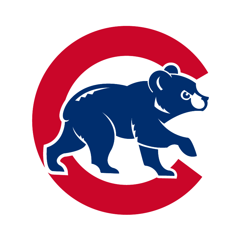 Chicago Cubs bear logo - Chicago Cubs Logo PNG