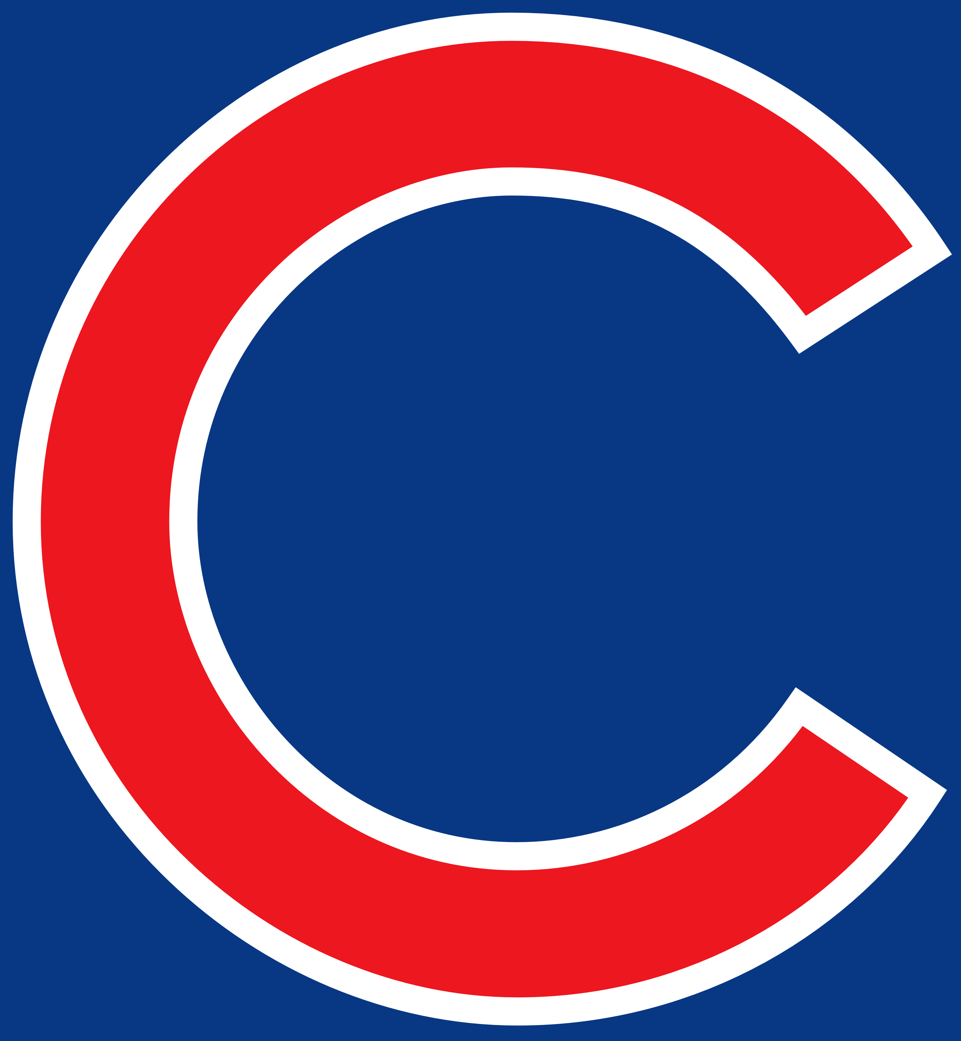 Chicago Cubs Cap Insignia, logo - Chicago Cubs Logo PNG
