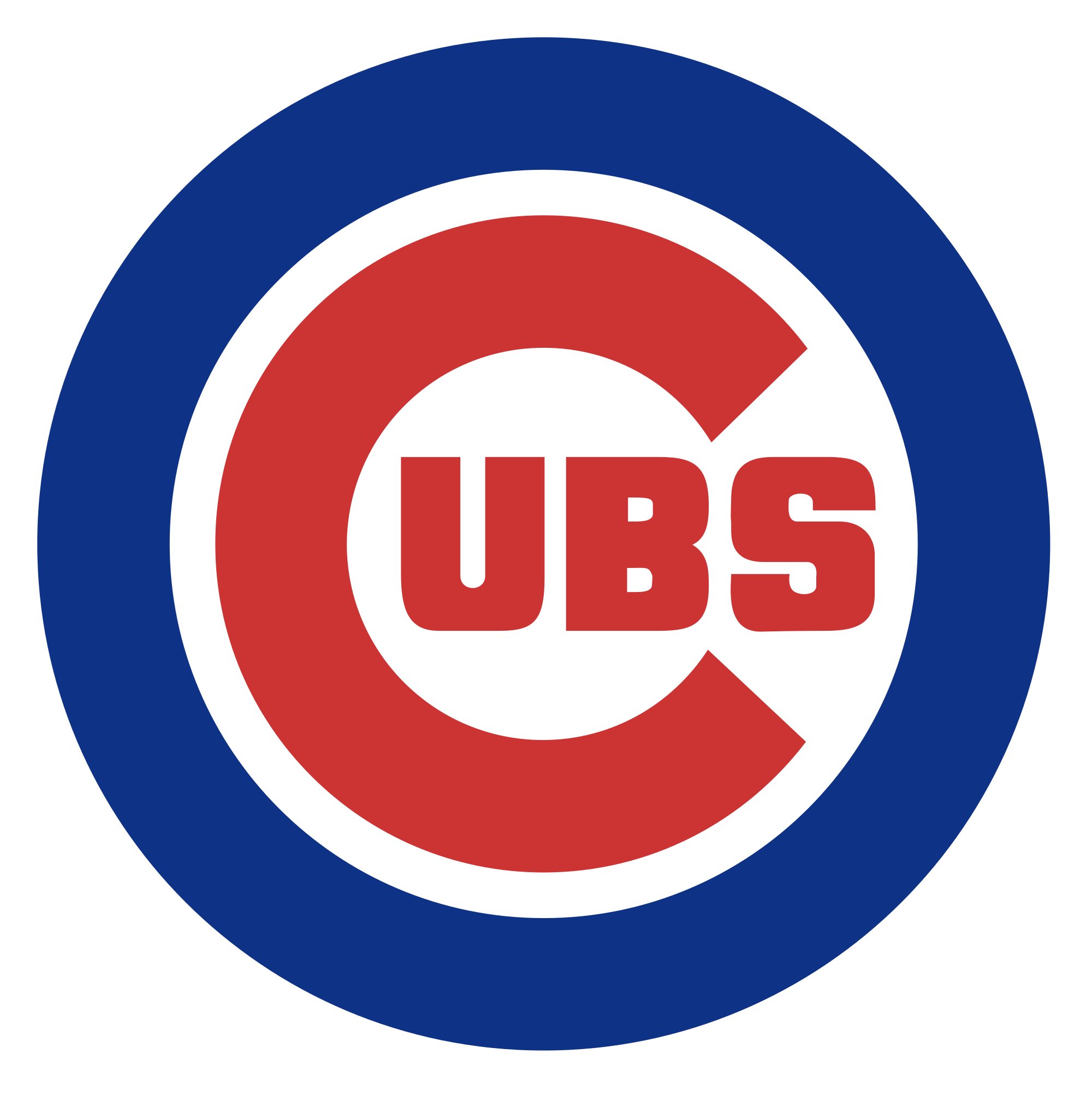 Chicago Cubs Logo PNG - 105858