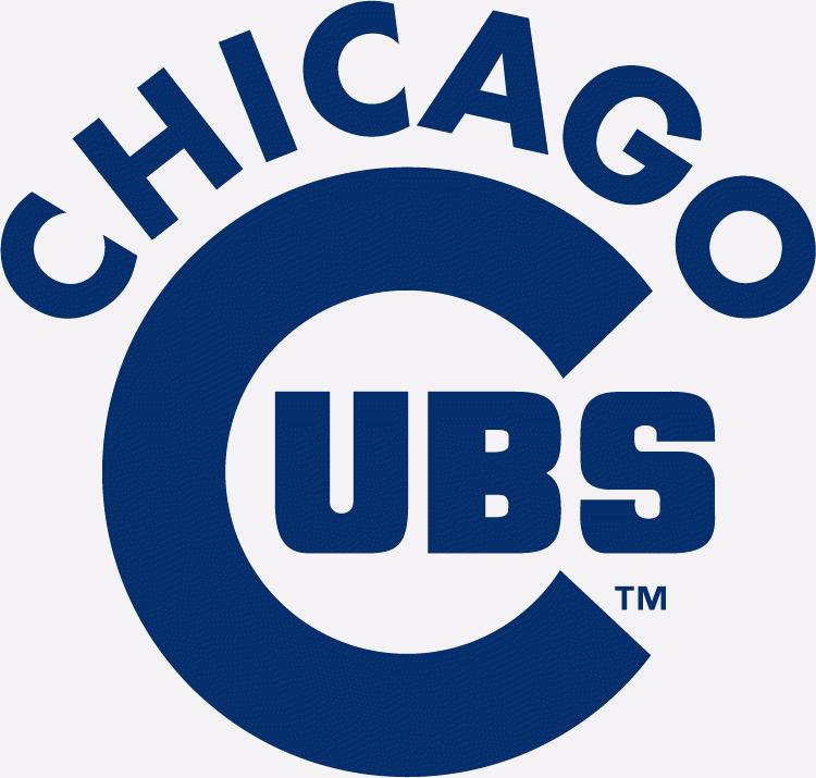 File:Chicago Cubs wordmark (2).png - Chicago Cubs PNG