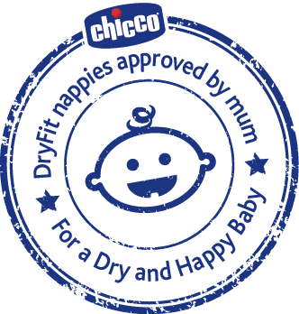 Brand New DryFit Nappies from Chicco - Chicco PNG